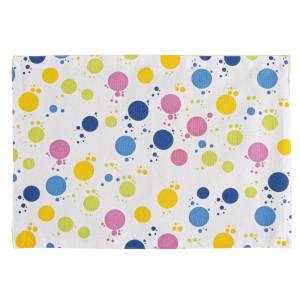 Set 4 suporti bumbac farfurii Bubbles 33x48 cm