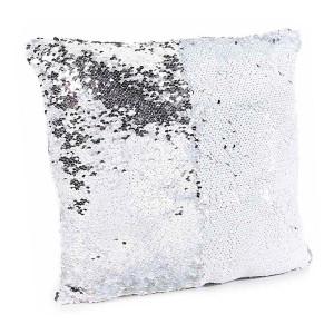 Perna cu paiete reversibile argintii 34 cm x 3 cm