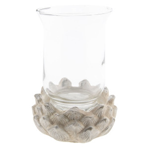Vaza decorativa pentru flori Ø 13x19 cm