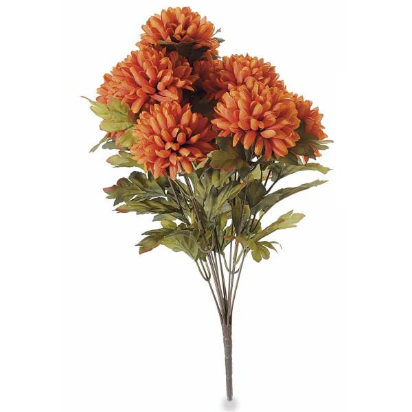 Buchet crizanteme 42 cm