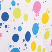 Fata de masa din bumbac Bubble 140 cm x 180 cm