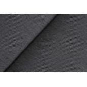 Perna sezlong din textil gri Paddet 52 cm x 181 cm x 4 h