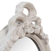 Oglinda decorativa perete gri vintage 41x5x57 cm