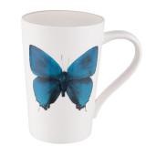 Cana ceramica Butterfly 12*8*12 cm - 0.25 L