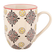Cana ceramica Marrakech 13 cm x 9 cm x 11 cm / 0,3L