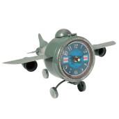Ceas de masa vintage tip avion 37*22*19 cm