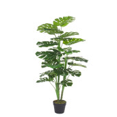 Floare artificiala in ghiveci Philodendron 60 cm x 120h