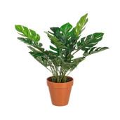 Floare artificiala in ghiveci Philodendron 30 cm x 45h
