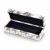 Set 3 casete bijuterii din lemn Jungle 34 cm x 20 cm x 10.5 h