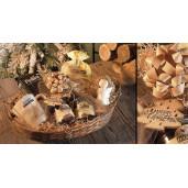 Cana ceramica model Brad Merry Christmas Ø 9 cm x 9 H 250 ml