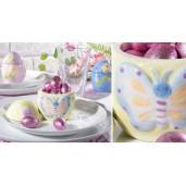 Ou Paste ceramica mov Ø 7 cm x 9 h