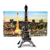Rama foto de masa Tour Eiffel 10 cm x 19 cm